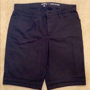 Riders By Lee Midrise Bermuda Shorts
